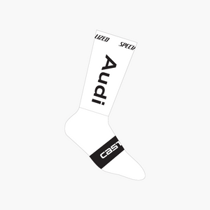 Load image into Gallery viewer, Aero Sock - White