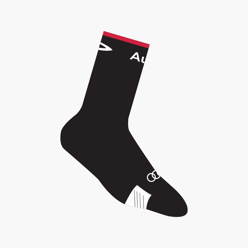 "Load image into Gallery viewer, Defeet Cyclismo 5"" Team Sock"
