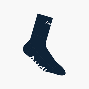 Load image into Gallery viewer, Defeet Aireator 6 Team Sock (navy)