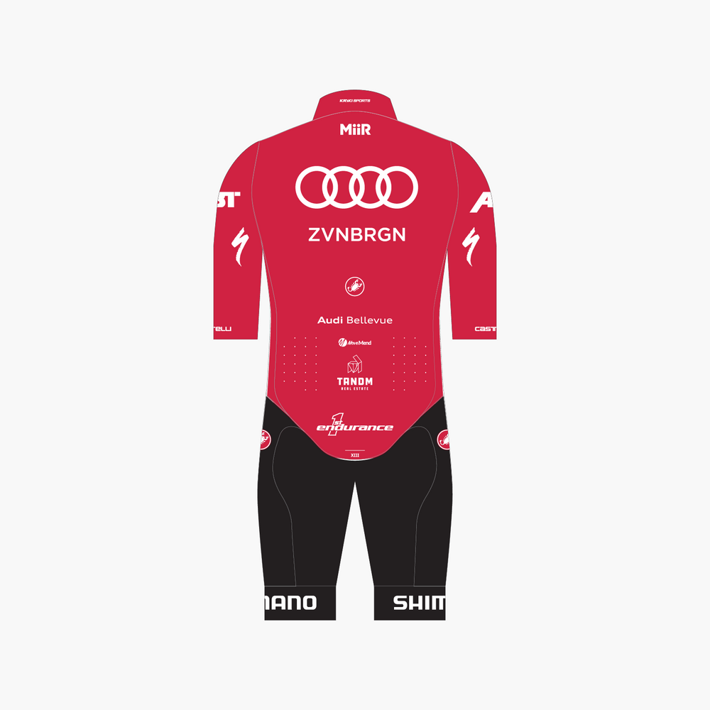 Load image into Gallery viewer, Lycra 3/4 Sleeve CX Suit