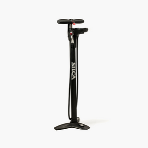 SuperPista Digital Floor Pump