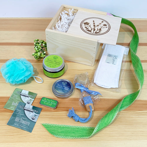 Spring Time Self Care Gift Box