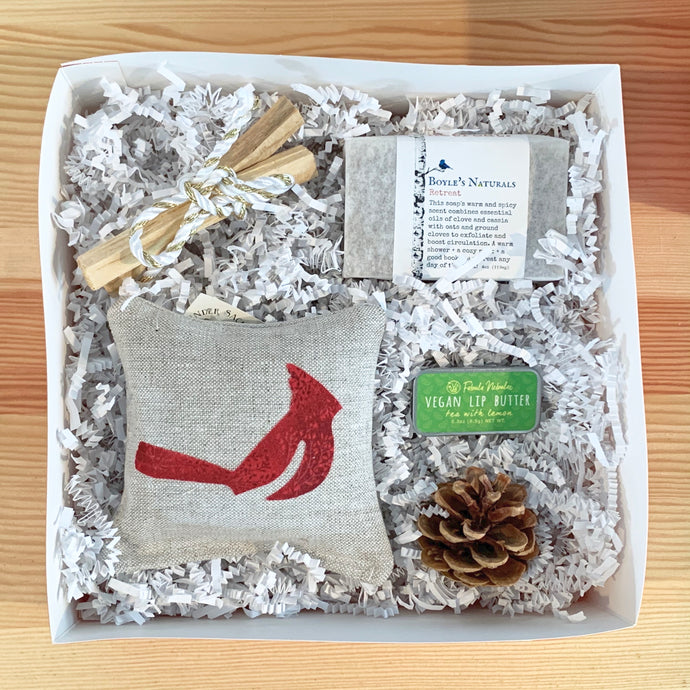 New England Bird Gift Box