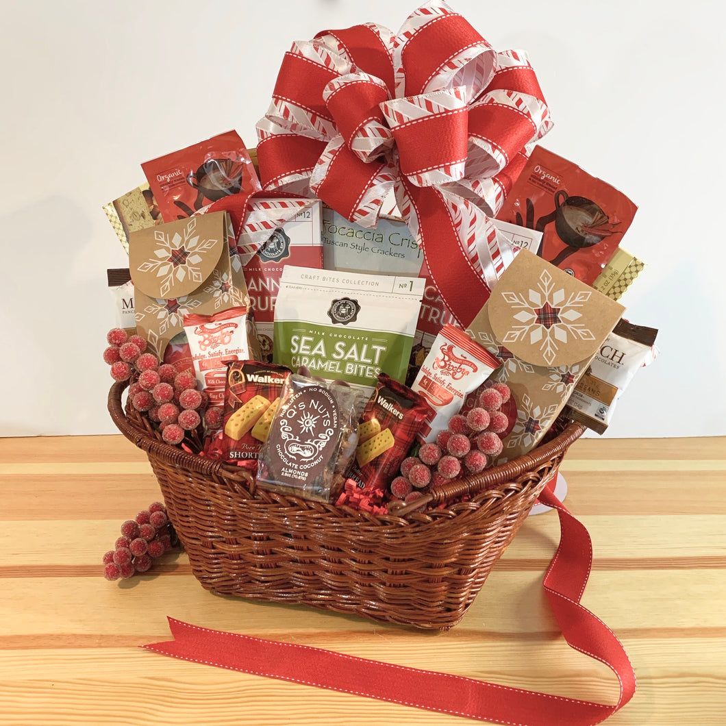 The Crowd Pleaser Gift Basket