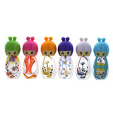 Cute Kokeshi Girls Perfume Atomizer Giveaway
