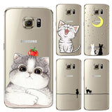 Cat Pattern Samsung Phone Casing Giveaway