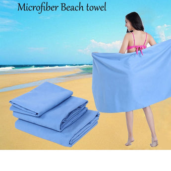 Zipsoft Microfiber Beach Towel