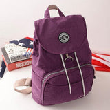 Nylon Waterproof Backpack