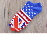 National Flag Cotton Socks