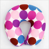 Pretty Pattern Neck Pillow