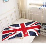 National Flag Beach Towel
