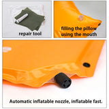 Self-Inflating Camping Bed