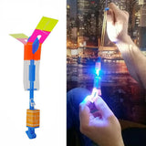 Arrow-Fired LED Flash Copter (12 Pcs/Set)