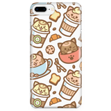 Coffee Cat - Apple iPhone Case