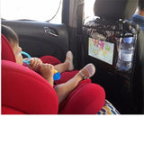 Backseat Kick Mat (with Ipad & Drink Holder)