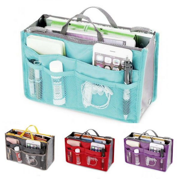 Multi-functional Travel Handbag