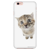 Playful Kitty Apple iPhone Case - Notice Me!
