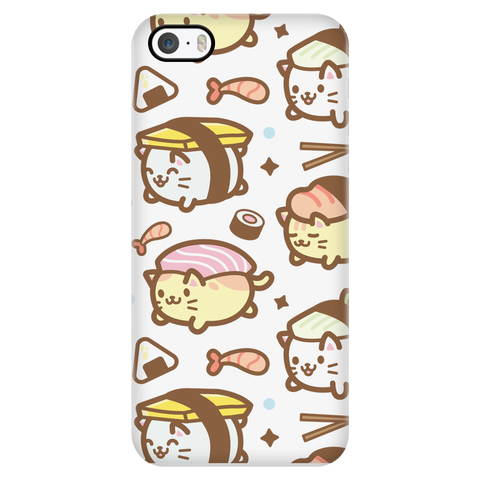 Sushi Cat - Apple iPhone Case