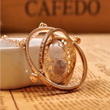 Time Turner Hourglass Necklace
