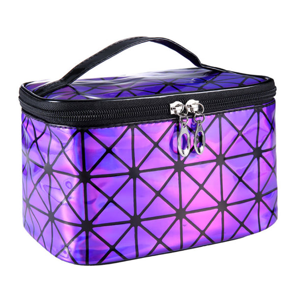 Geometric Fashion Cosmetic Bag