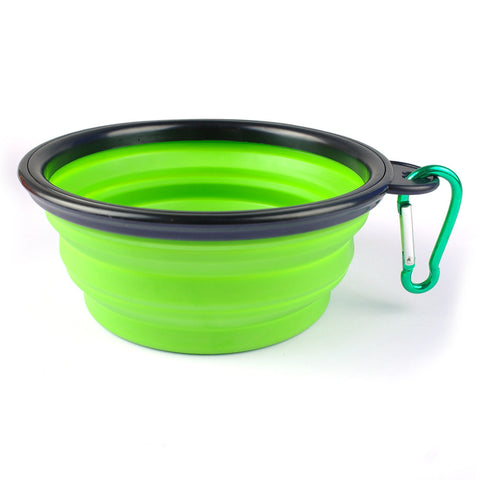 Portable Feeding Dish Giveaway