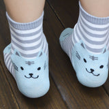 Striped Cat Socks Giveaway