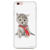 Playful Kitty Apple iPhone Case - Tiddy Kitty