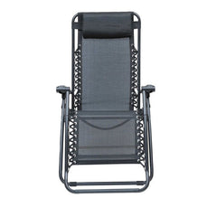 Acer Folding Chair in Black