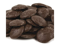Merckens Coating Melting Wafers Dark melting chocolate (5 Pounds)