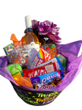 Happy HalloWINE Basket