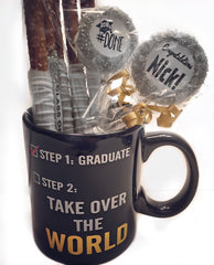 Personalized Graduation Goodies with MUG