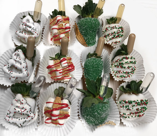 Christmas Shotberries (12 Pack)