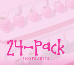 24-Pack Shotbabies