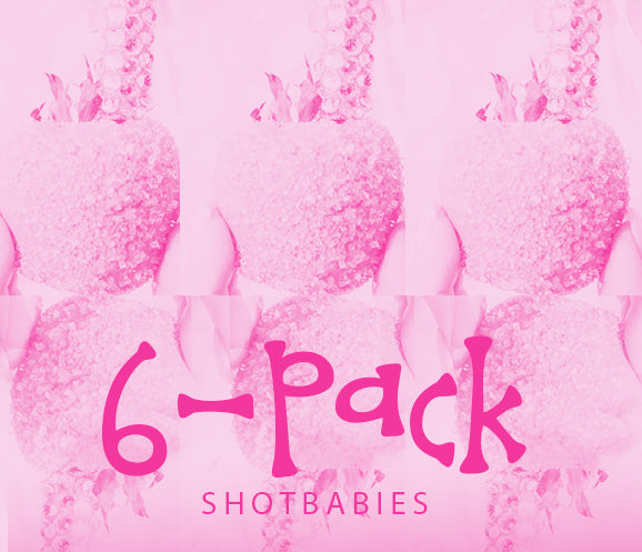 6-Pack Shotbabies