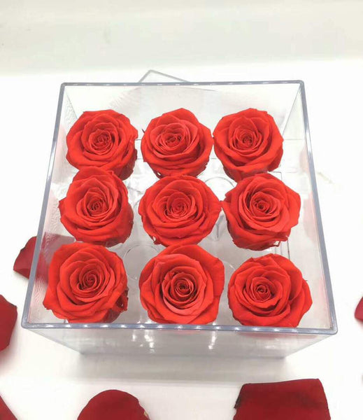 Box of Eternity Roses