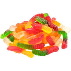 Gummy Worm Topping