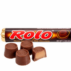 Mini Rolos Topping