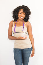 Load image into Gallery viewer, Simplicity™ Hands Free Pumping Bra Kit - LactaMed