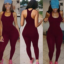 TOOPOOT Athletic Clothes, Women's Sport Yoga Jumpsuits Club Bodysuits