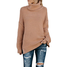 Pullover Women Jumper Turtleneck Sweater Female Jumper Women Warm Sweater thick Winter Cable Knitted Oversized Sweater