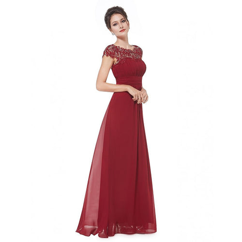Spring Summer Dress Women 2018 Elegant Chiffon Lace Long Party Dress Plus Size Wedding Bridesmaids Maxi Dresses Female vestidos