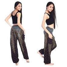 Boho Harem Yoga Pants -  Free People - Bohochic - Music Festival