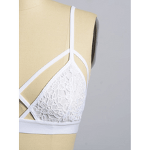 White Strappy Lace Bralette Top,Top,[product_vender],Mindful Bohemian
