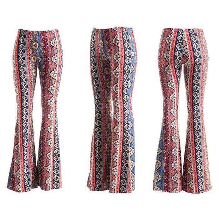Download Free People Pink Bell Bottoms PNG