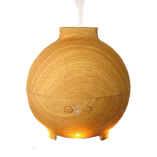 600ml Essential Oil Coconut Diffuser