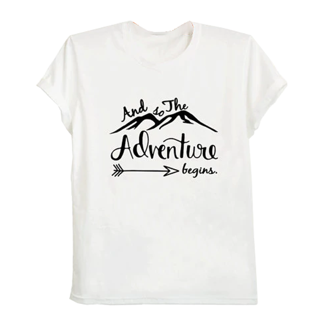 Adventure Shirt Women's  Travel Shirt