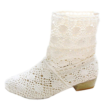 Boho Ankle Boot