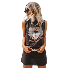Dancing Outlaw Tank Dress