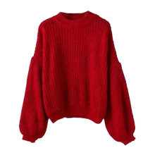 Drop Loose Knitted Sweater