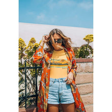 Good Times Sunset in the Desert Tee -  Free People - Bohochic - Music Festival